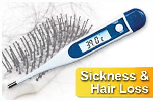 Sickness & Hair Loss