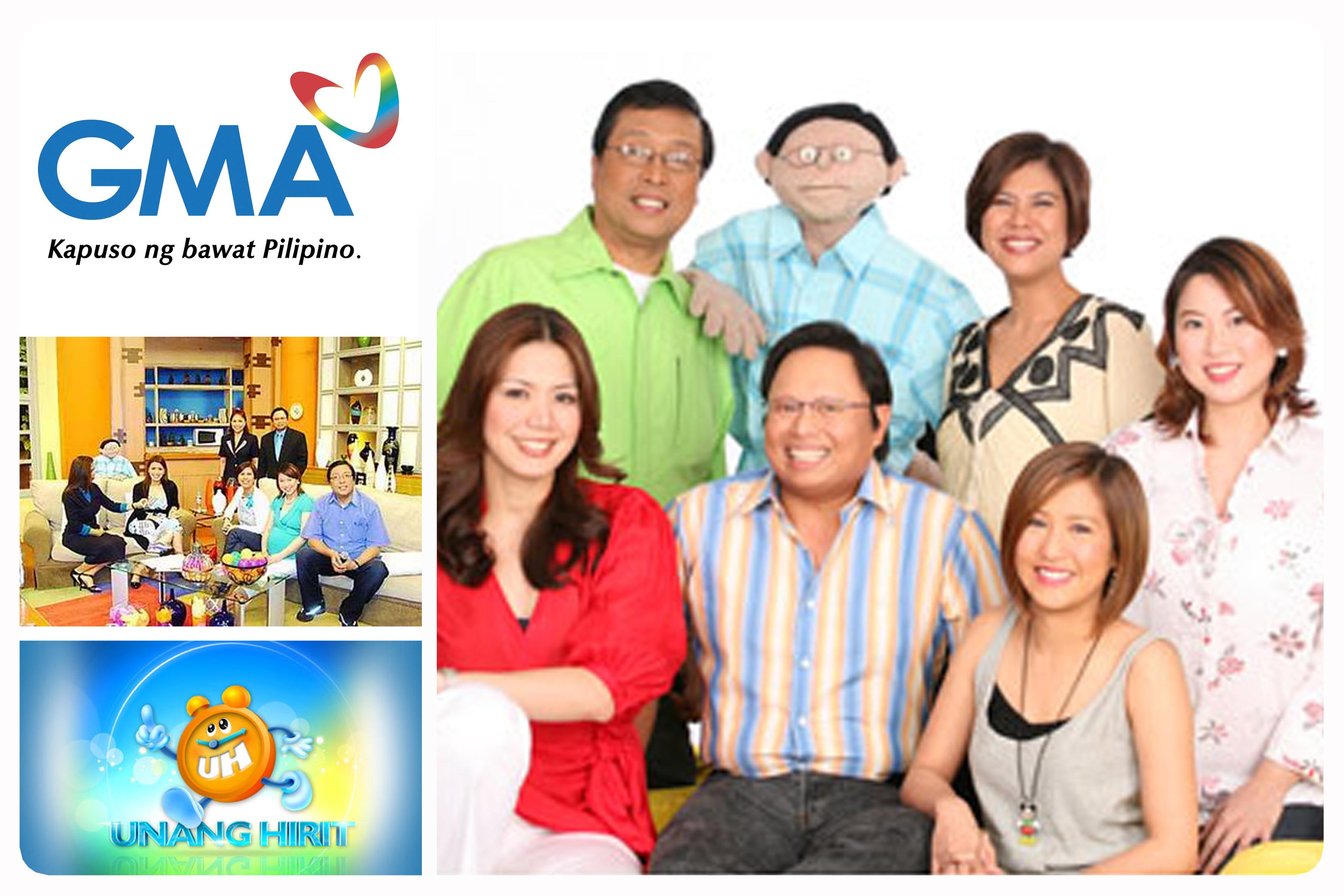 Unang Hirit GMA7 Main Cast