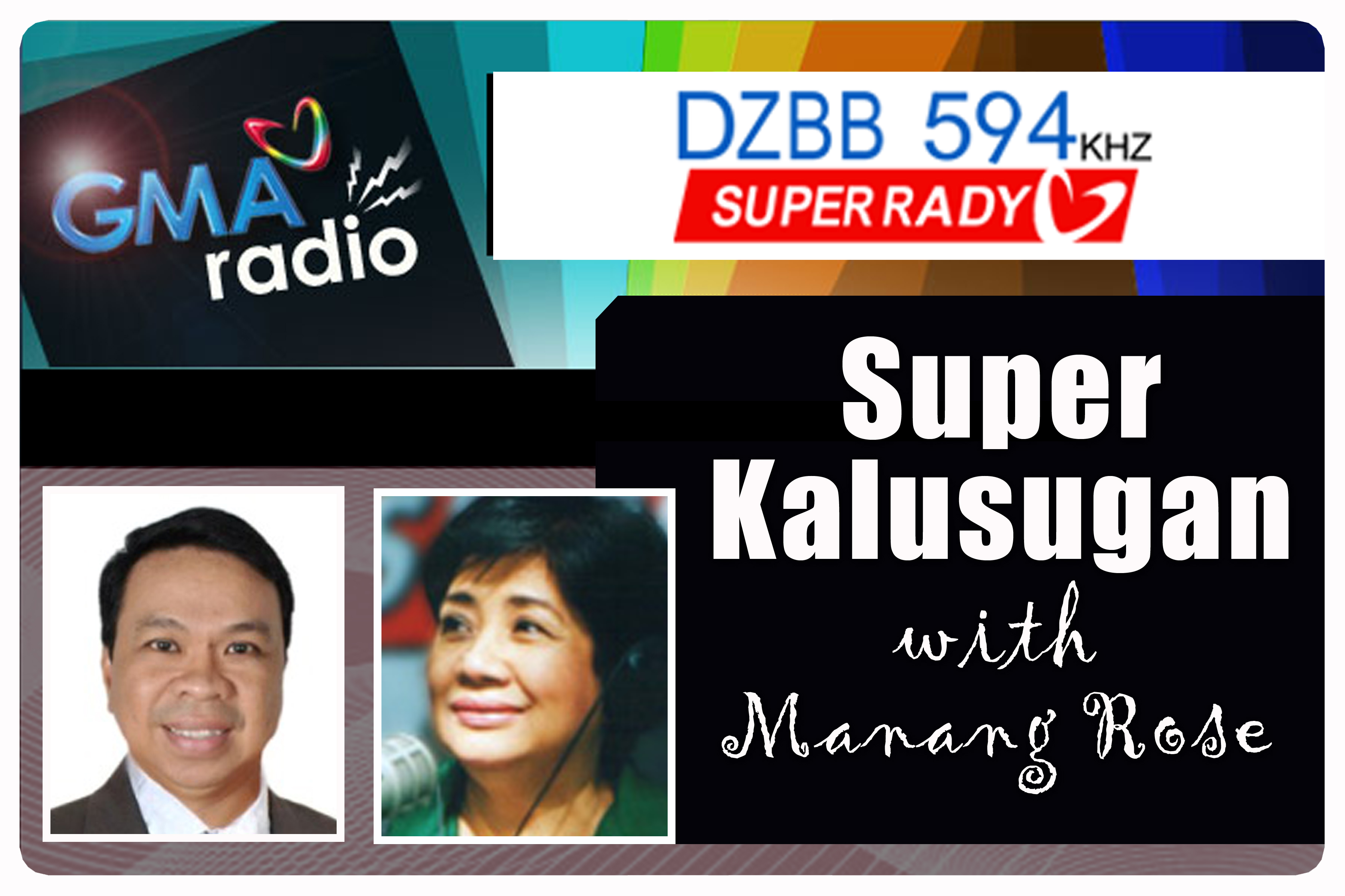 Super Kalusugan with Manang Rose