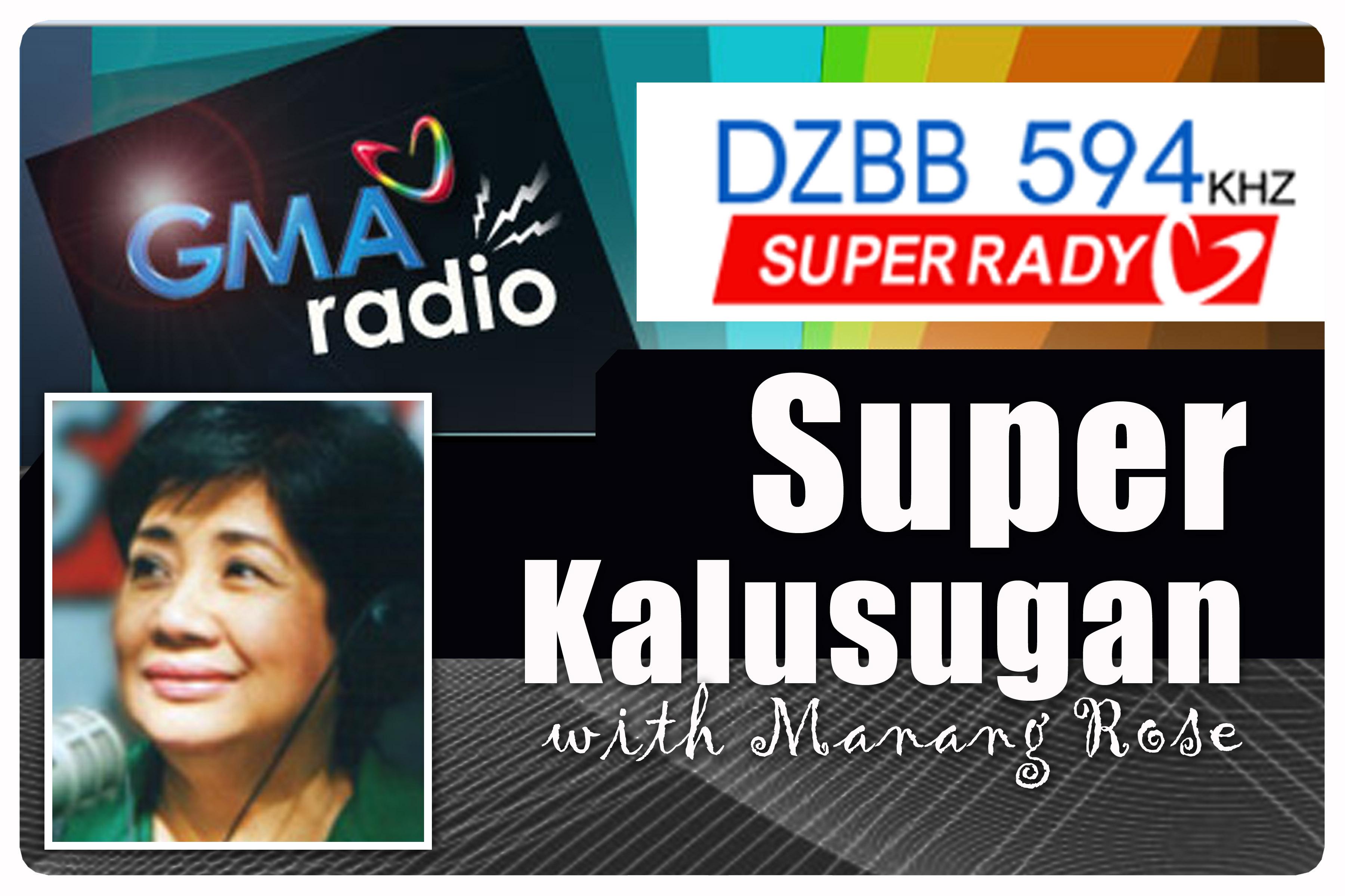 DZBB Bantay Kalusugan 2013 January