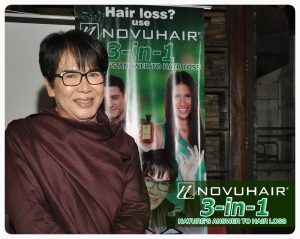 Fanny Serrano Novuhair Salon Expert User and Endorser