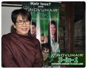 Fanny Serrano Novuhair Salon Expert User and Endorser