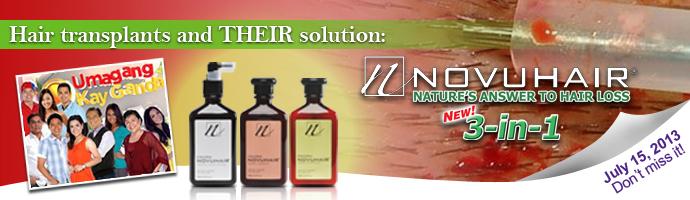 UKG Hair Transplants and their solution_Novuhair 3in1