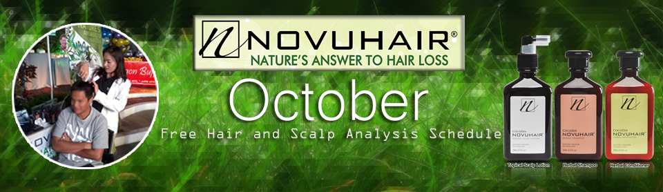 October banner schedule