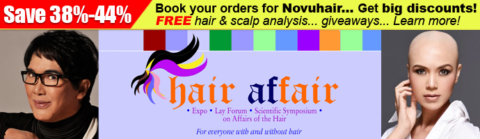 St Lukes HAIR AFFAIR 2013 Novuhair Promo Bundle Limited Offer Booking Only Sep 7_2013