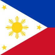 Philippine 2016 Flag