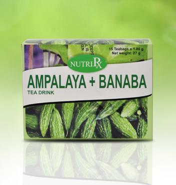 Ampalaya plus Banaba CCP Sept 2013