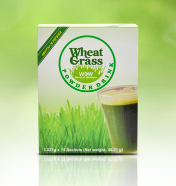 Wheat Grass with Stevia CCP Sept 2013
