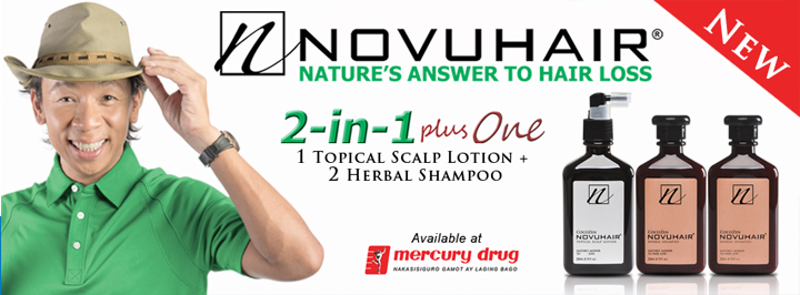 Novuhair 2in1 plus One Pack