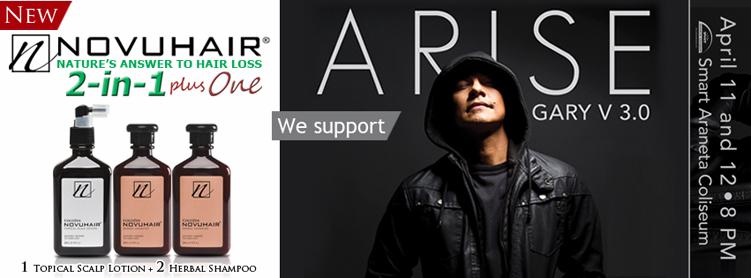ARISE GARY V April 11 & 12 2014 Araneta Coliseum
