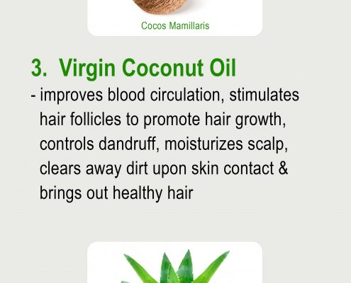 19 natural ingredients